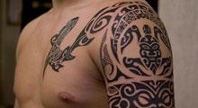 Татуировка и боди-арт